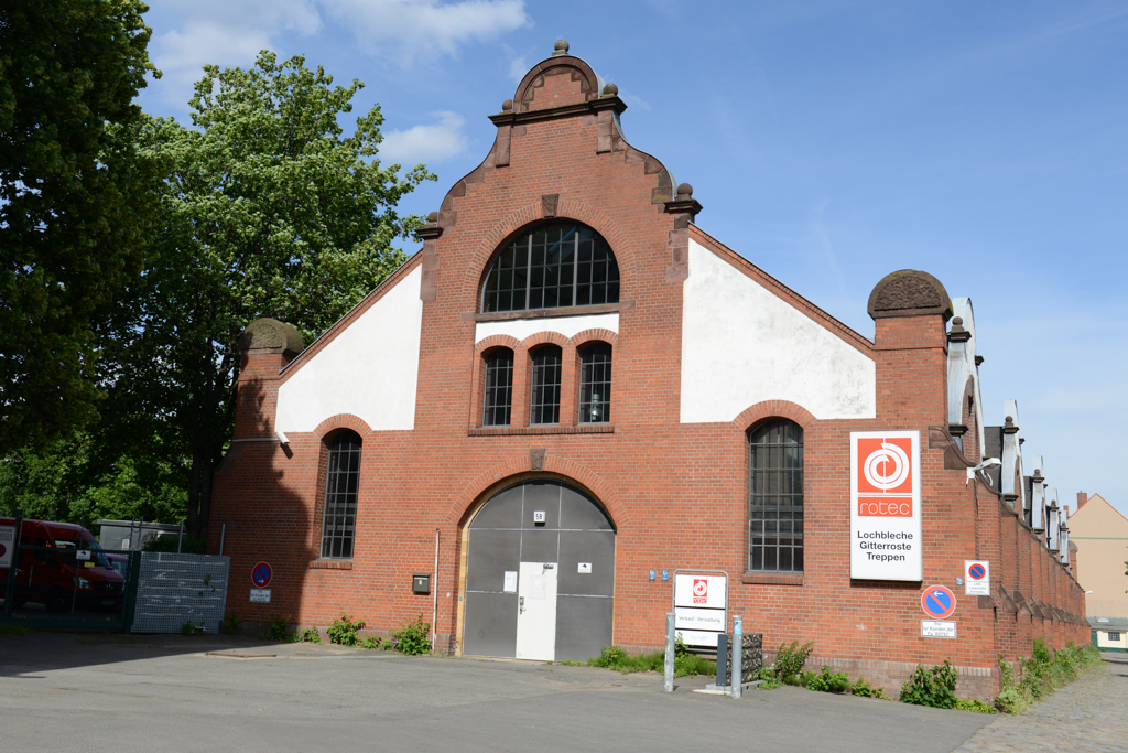 rotec Hauptgebäude